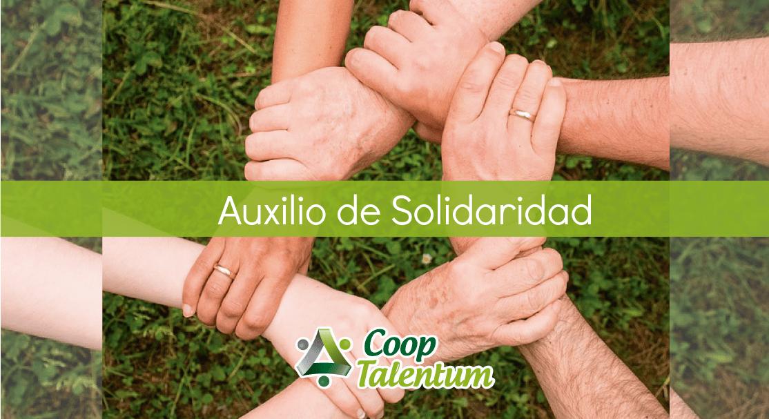 AUXILIO DE SOLIDARIDAD